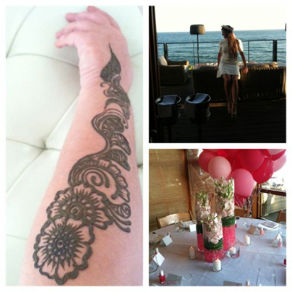 LA Henna - Henna Parties