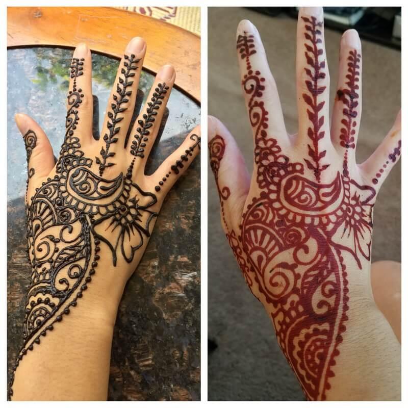 Henna tattoo artist Los Angeles - LA Henna - My Henna